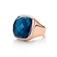 Classic Core Large London Blue Topaz