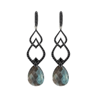 Boho Chic Gipsy Diamonds Labradorite